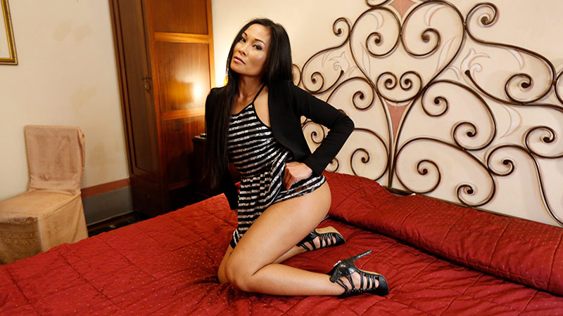 Skinny Asian Cock-Addict