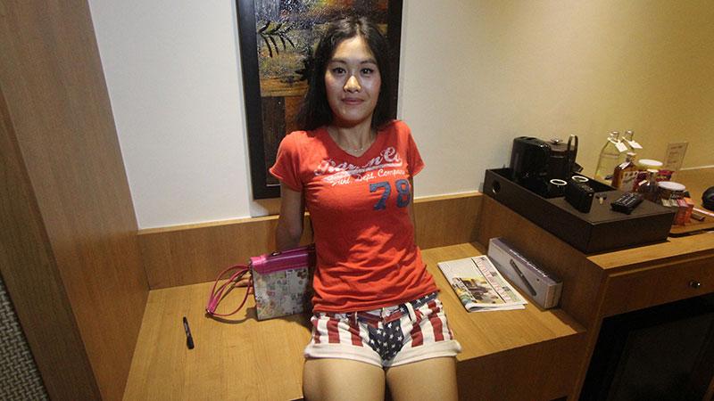Amateur Asian Hotty
